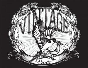 VINTAGE_bride trademark art